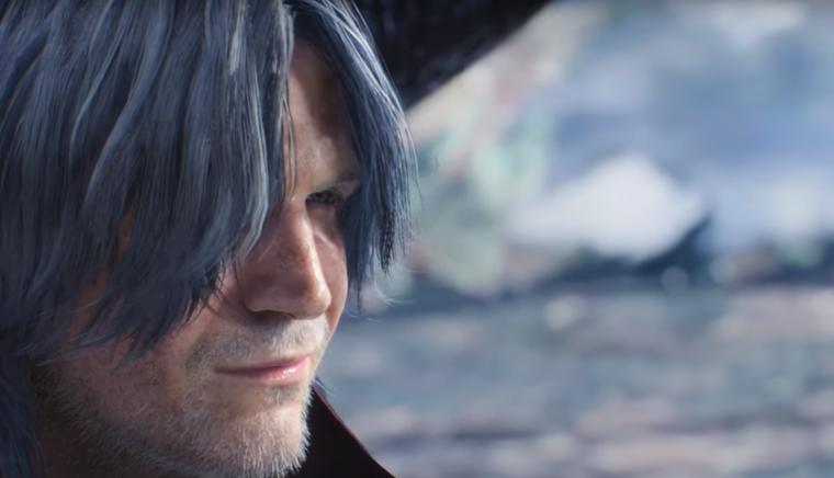 Dante dando aquele sorrisinho