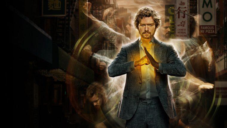 Punho de Ferro na Netflix em setembro