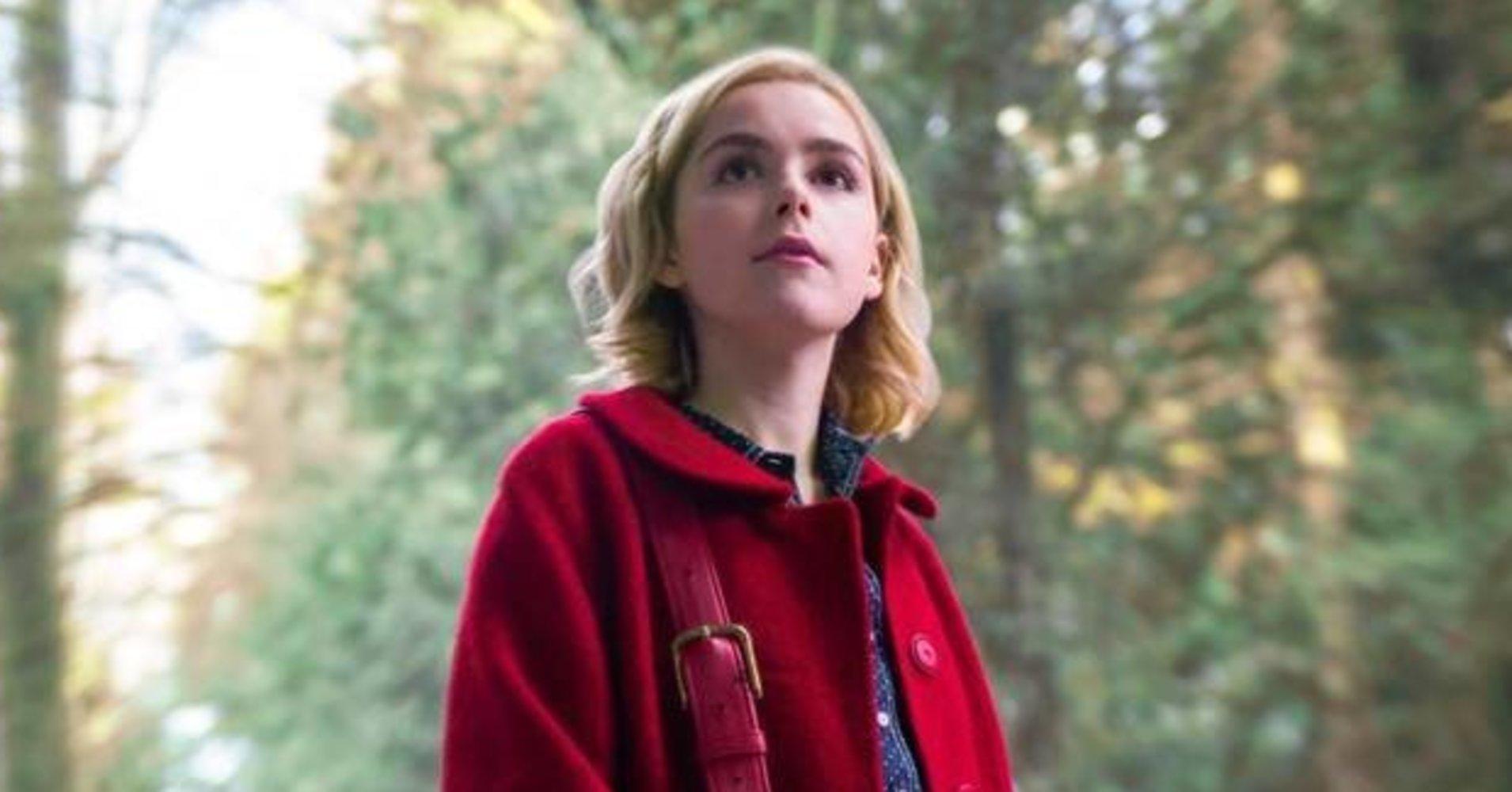 Tem Na Web - O Mundo Sombrio de Sabrina - Segunda parte ganha teaser e data de estreia