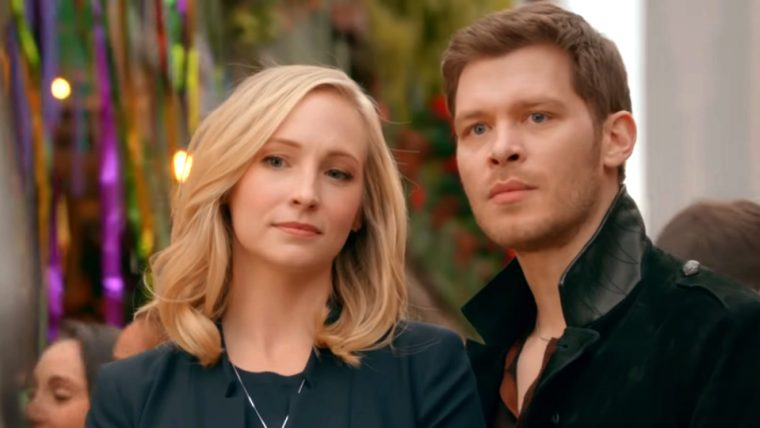 do klaus and caroline dating in the originals taking online dating next level