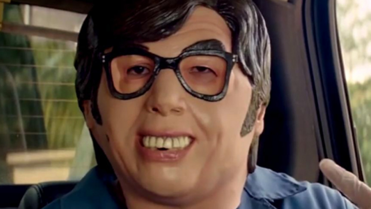 Tem Na Web - Reboot de Halloween proibiu uso da máscara de Michael Myers em Em Ritmo de Fuga