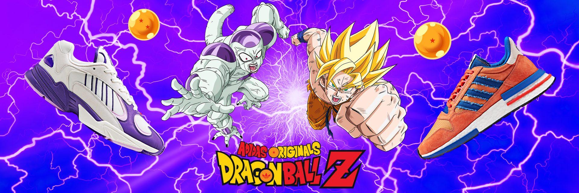b4bb3cc55ef Tênis licenciados de Dragon Ball Z serão lançados oficialmente no Brasil