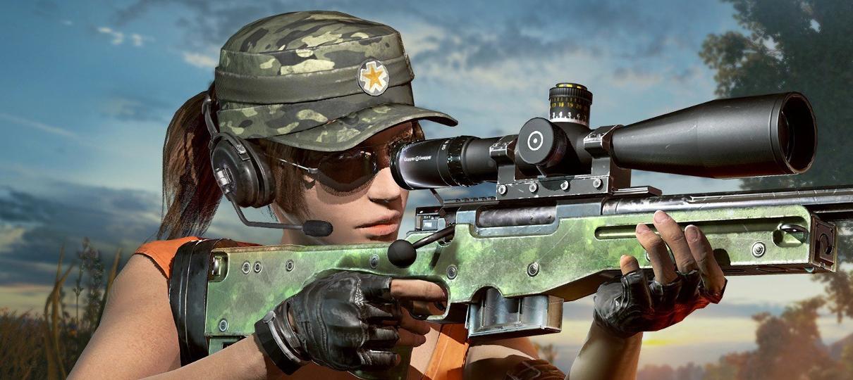 Pubg Hd Photo Com: PlayerUnknow's Battlegrounds Ganhará Novas Armas Em Breve