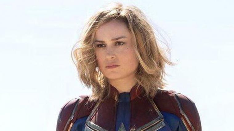 Tem Na Web - Brie Larson tem contrato para sete filmes como a Capitã Marvel