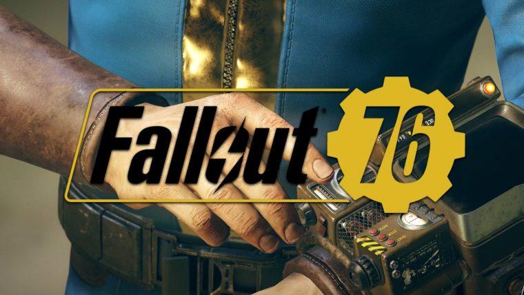 Lançamentos de jogos de novembro: Fallout 76