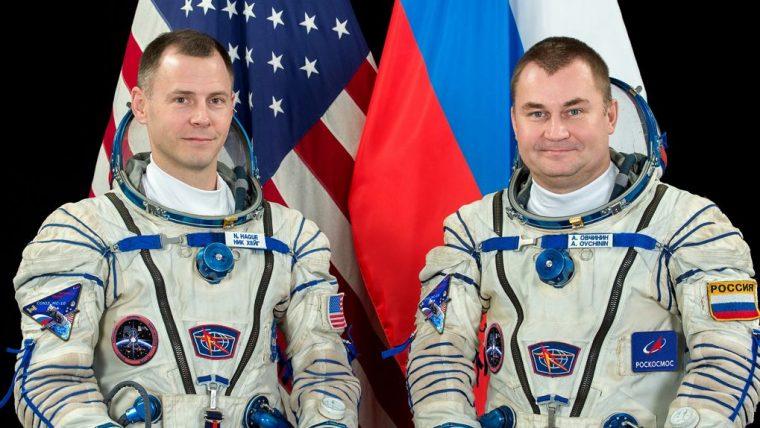 Tem Na Web - Falha no motor obriga Soyuz MS-10 a fazer pouso de emergência