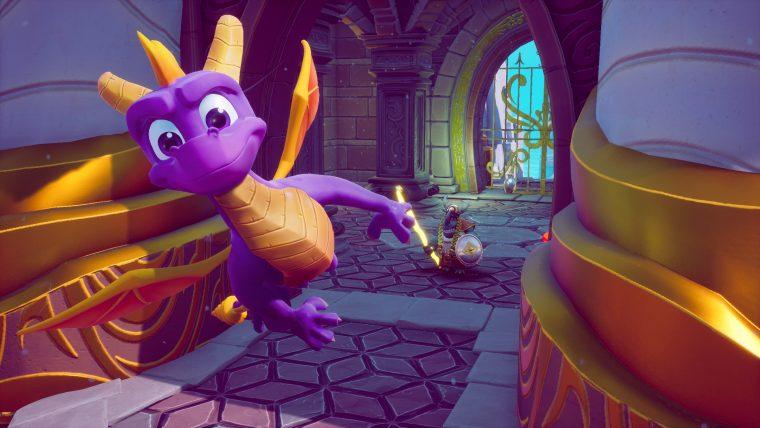 Lançamentos de jogos de novembro: Spyro Reignited Trilogy