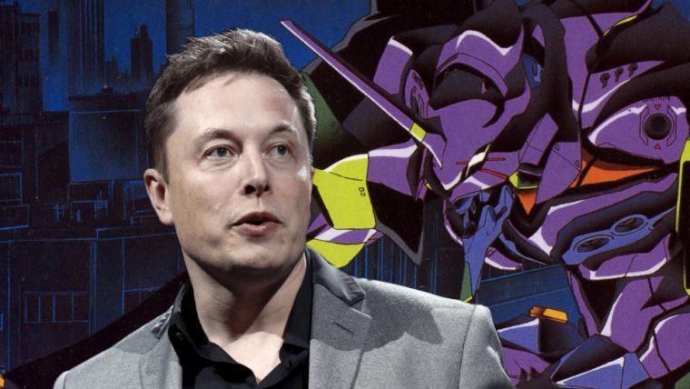 Risultati immagini per Elon Musk mecha