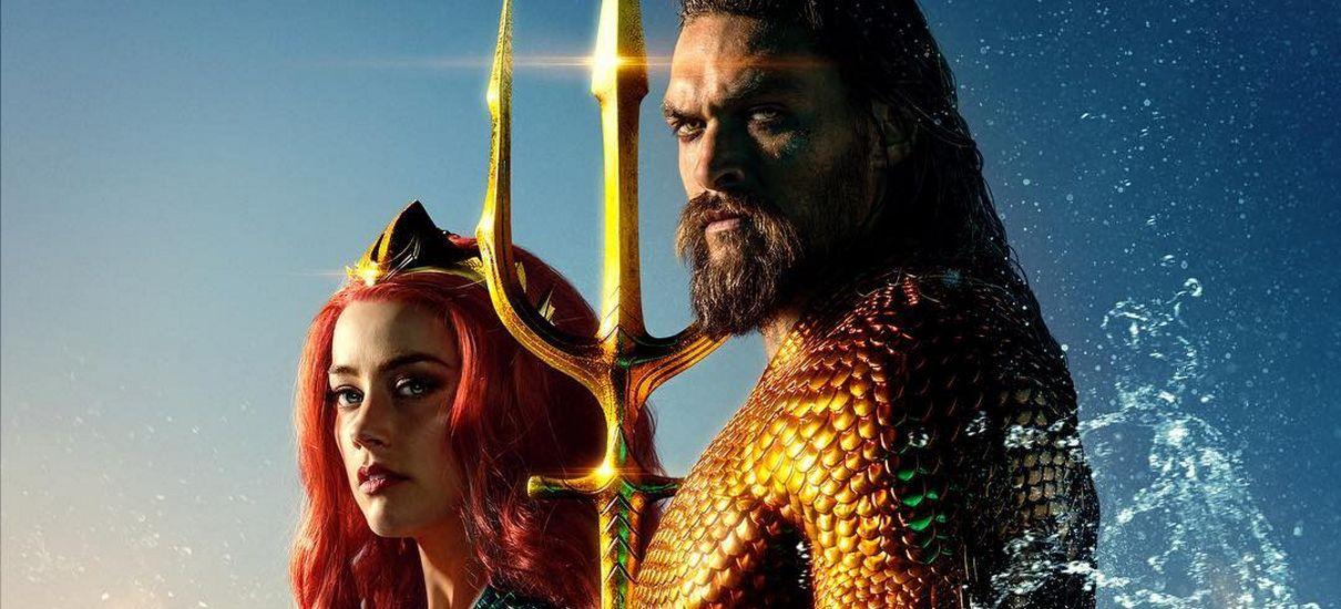 Tem Na Web - Aquaman - Crítica