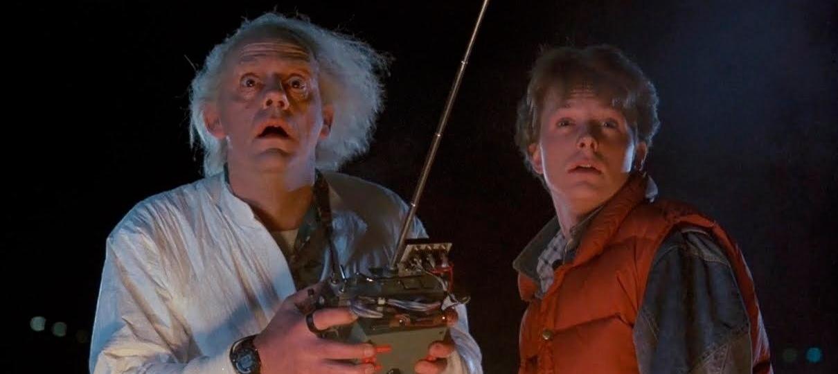 Tem Na Web - 71% do público gostaria de ver um reboot de De Volta Para o Futuro, aponta pesquisa - NerdBunker