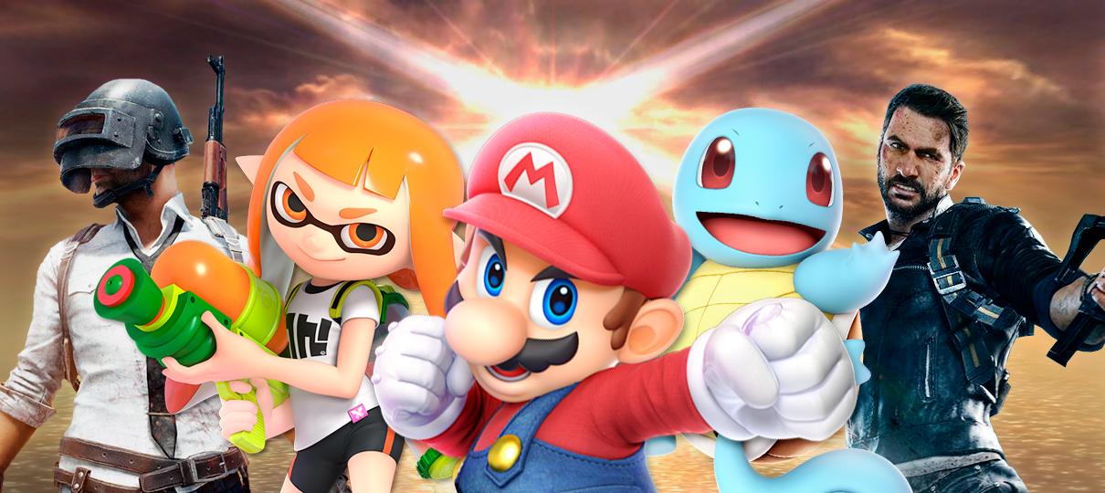 Tem Na Web - Just Cause 4, Smash Bros. e mais: confira os lançamentos de jogos de dezembro!
