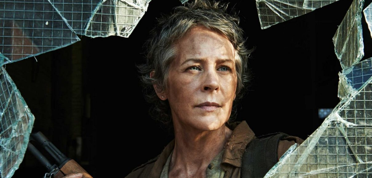 Tem Na Web - The Walking Dead - Melissa McBride fala sobre despedida do Rick