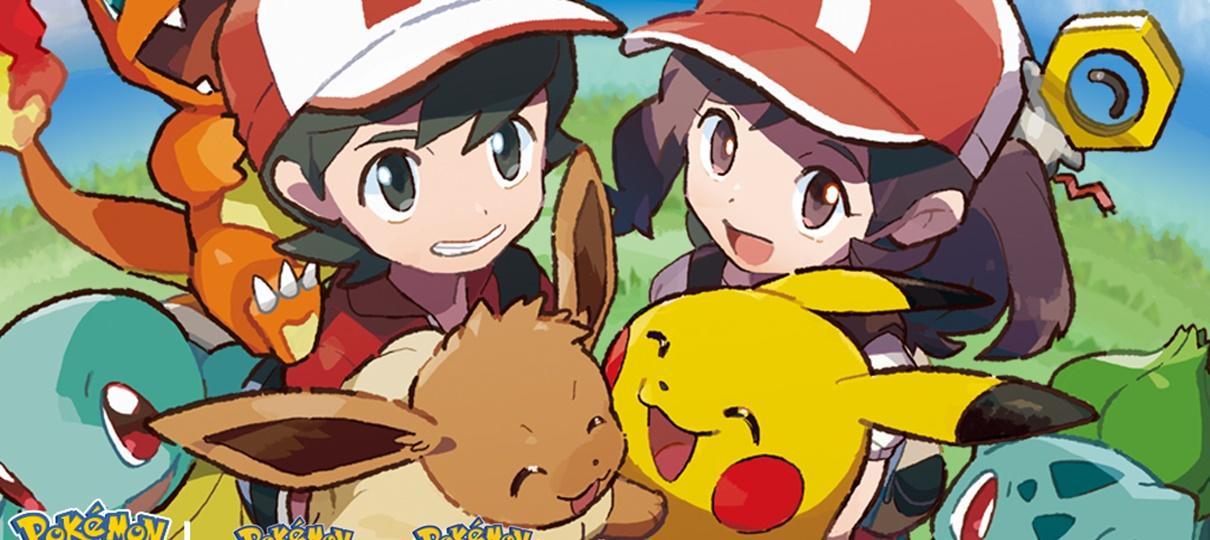Tem Na Web - Pokémon pode sumir quando transferido do Pokémon Go para Lets Go; saiba como prevenir
