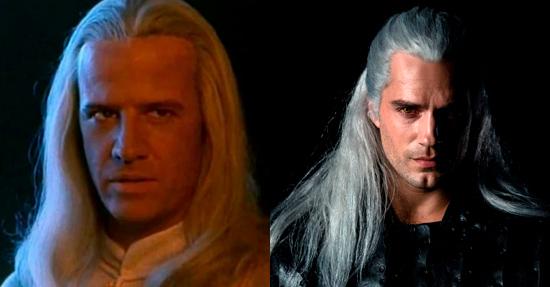 Tem Na Web - The Witcher - A internet não perdoou o primeiro vídeo de Henry Cavill como Geralt