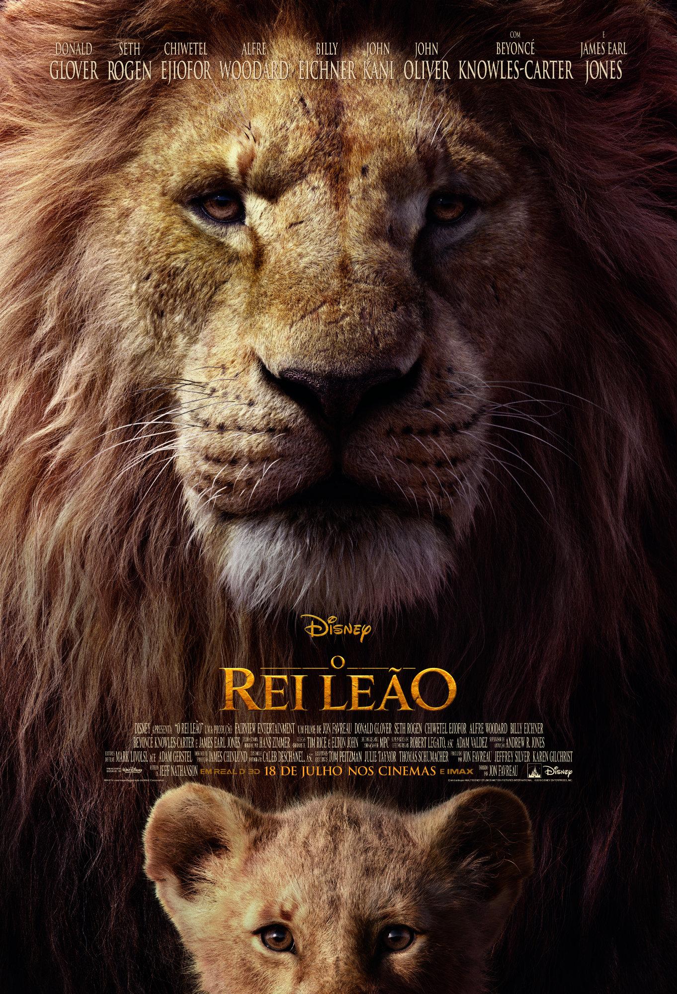 Resultado de imagem para o rei leão cartaz