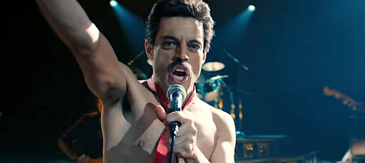 Tem Na Web - Brian May diz que Rami Malek merece indicação ao Oscar por atuação em Bohemian Rhapsody