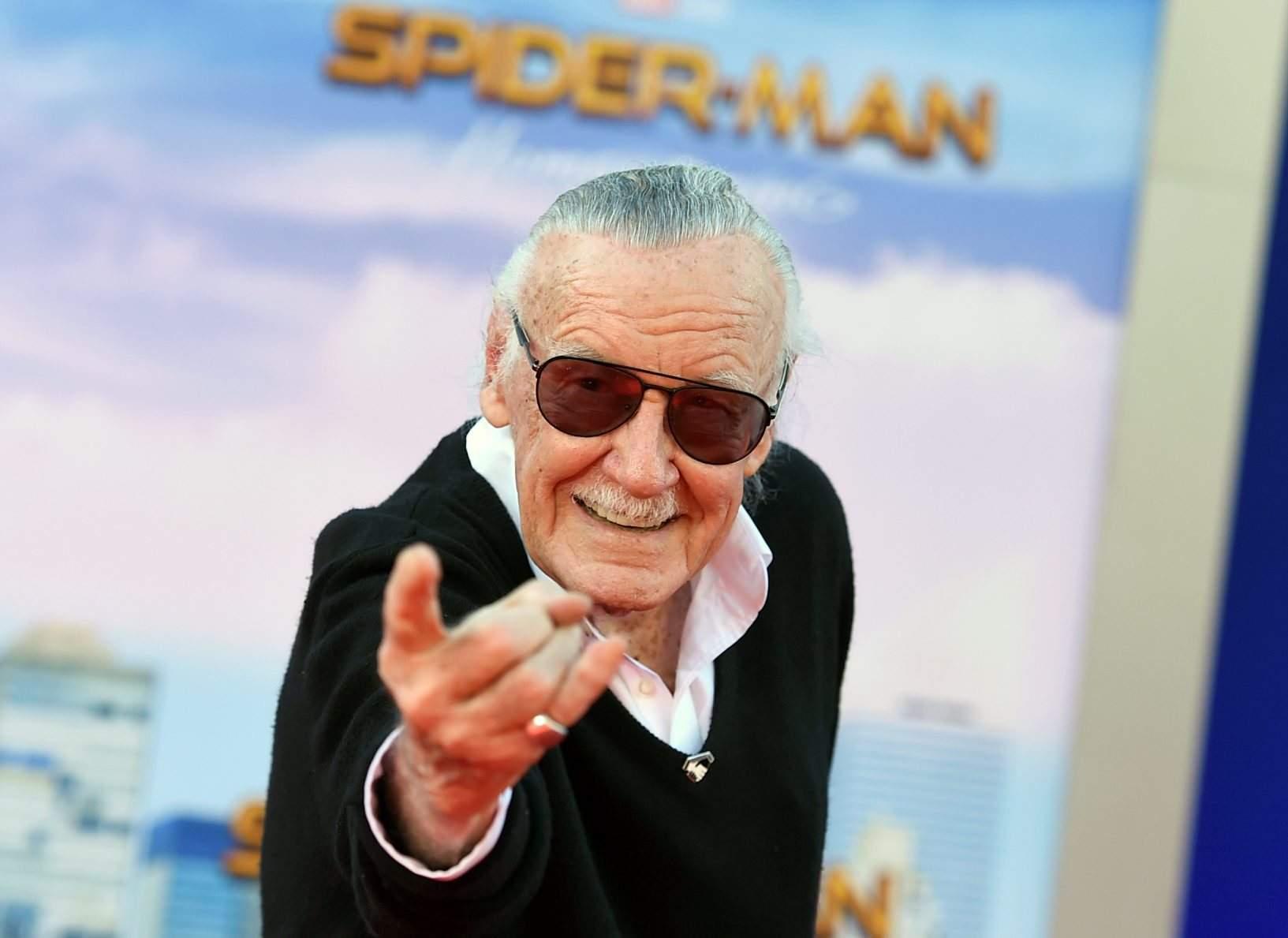 Tem Na Web - Por que Stan Lee falava Excelsior?
