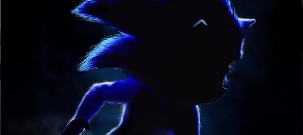 Tem Na Web - Sonic: O Filme ganha teaser com o visual do ouriço
