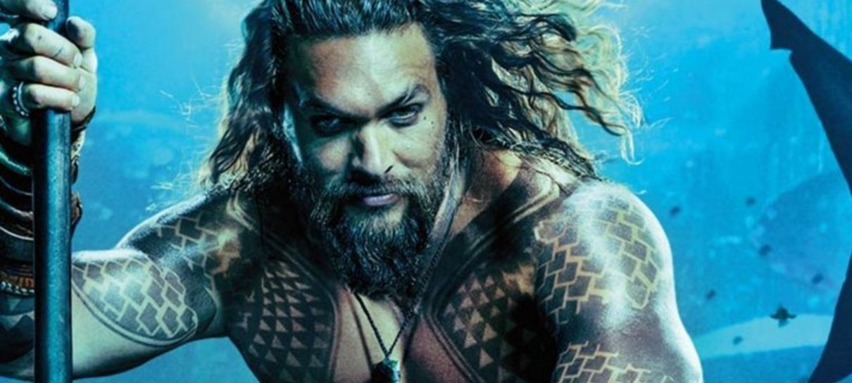 Tem Na Web - Bilheteria EUA - Aquaman continua dominando os mares e os cinemas