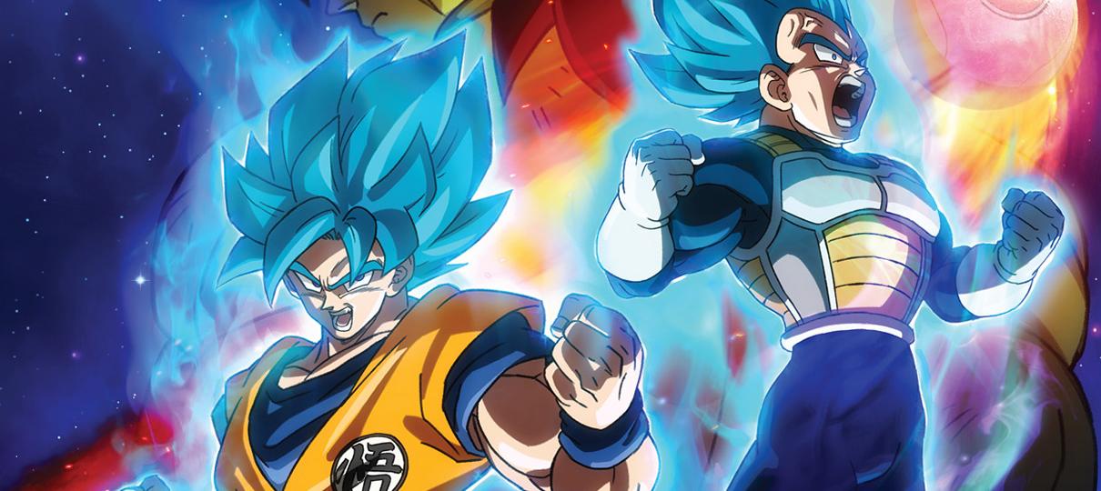 Tem Na Web - Dragon Ball Super: Broly | Crítica