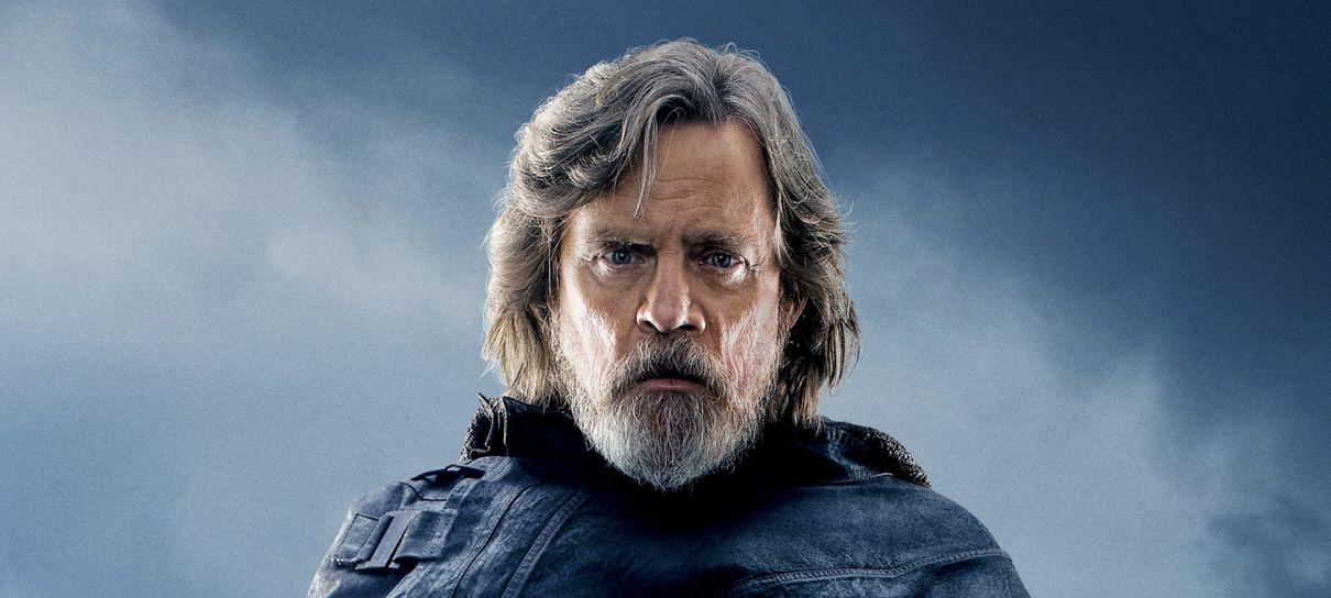 Tem Na Web - Mark Hamill trolla fãs que pediram trailer de Star Wars: Episódio IX