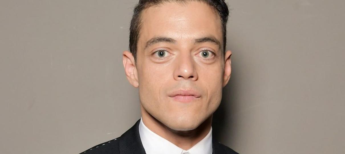 Tem Na Web - 007 - Rami Malek foi convidado para ser o vilão
