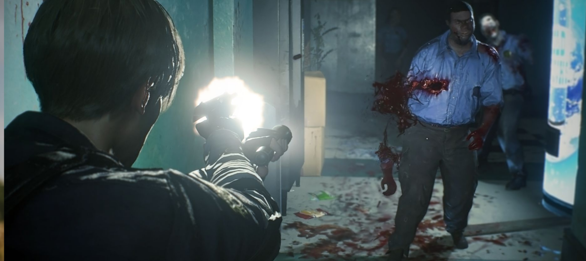 Tem Na Web - Resident Evil 2 terá modo de jogo em PUBG mobile