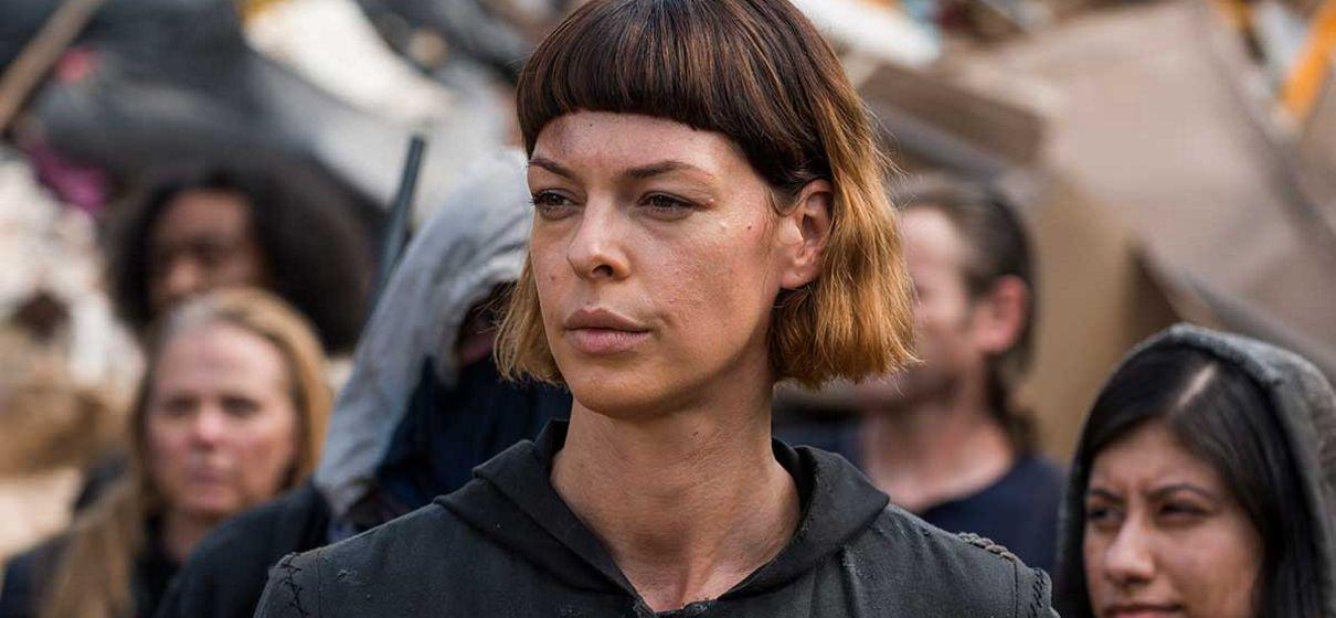 Tem Na Web - The Walking Dead - Atriz ficou com medo de ser odiada por conta do destino de Rick
