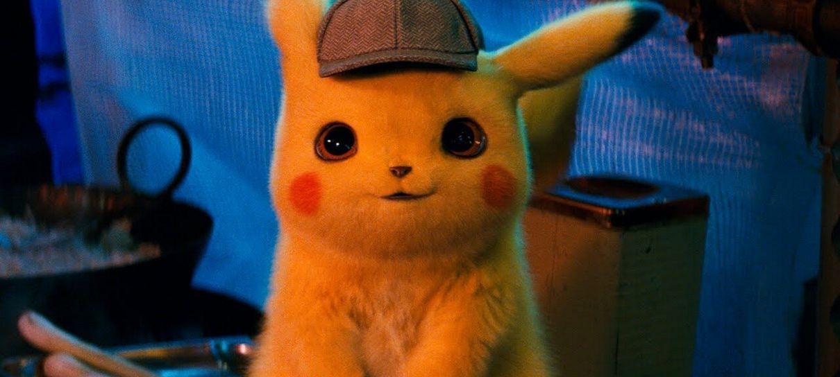 Tem Na Web - Pokémon: Detetive Pikachu | Novo teaser mostra um lado não tão fofo do monstrinho - NerdBunker