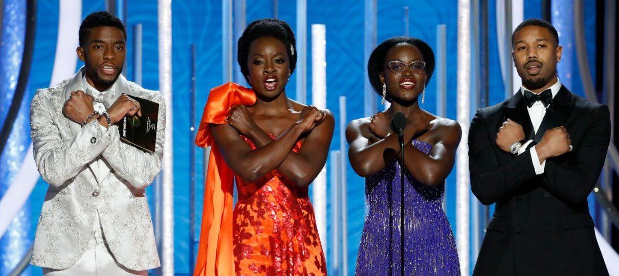 Tem Na Web - Globo de Ouro 2019 - Confira os melhores momentos da premiação