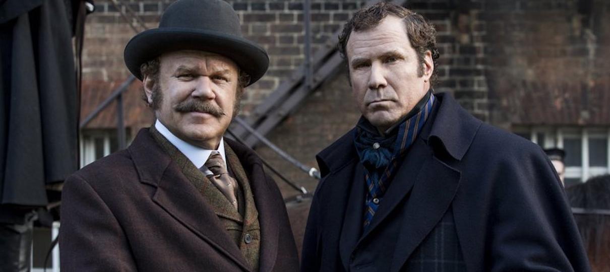 Tem Na Web - Gotti e Holmes & Watson lideram as indicações ao Framboesa de Ouro 2019 - NerdBunker