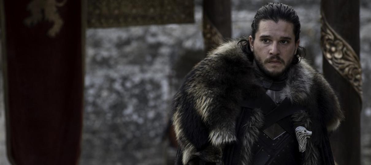 Tem Na Web - Kit Harington já estava cansado de Game of Thrones durante as gravações finais da série