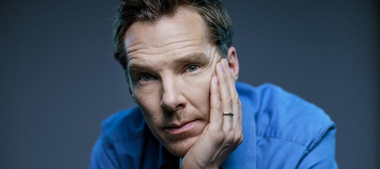 Tem Na Web - Benedict Cumberbatch interpretará Satã em série de Belas Maldições