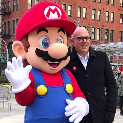 Doug Bowser, futuro presidente da Nintendo americana