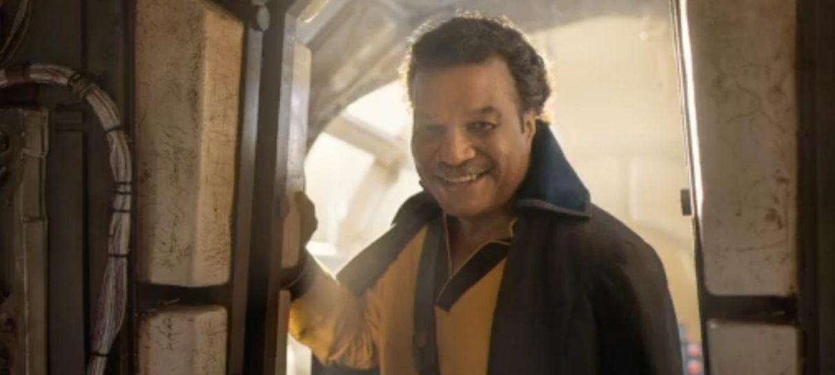Star Wars Chapter Ix Lando Calrissian Appears In A Film Image Halids