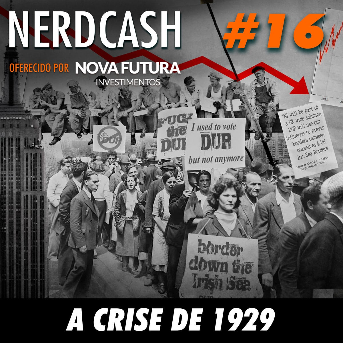 NerdCash 16 - A Crise de 1929