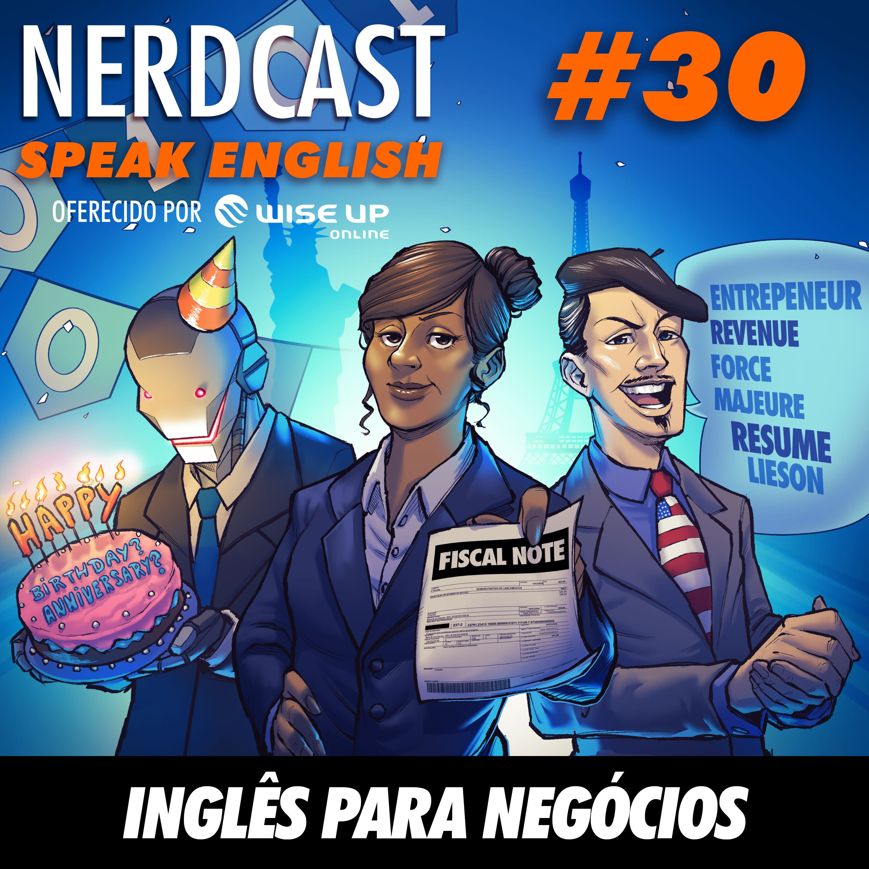 Speak English 30 - Inglês para negócios
