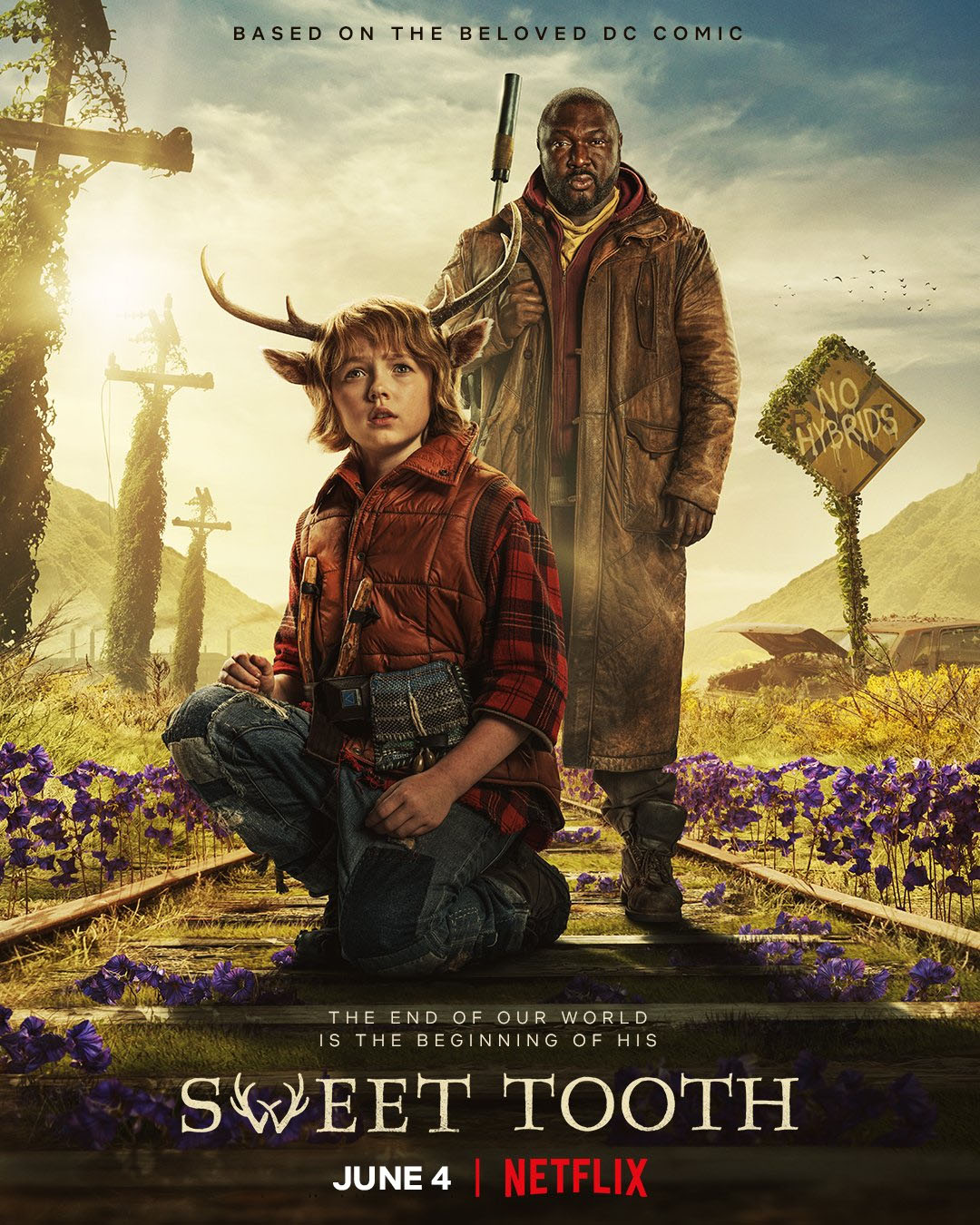 Sweet Tooth ganha trailer emocionante e pôster - NerdBunker