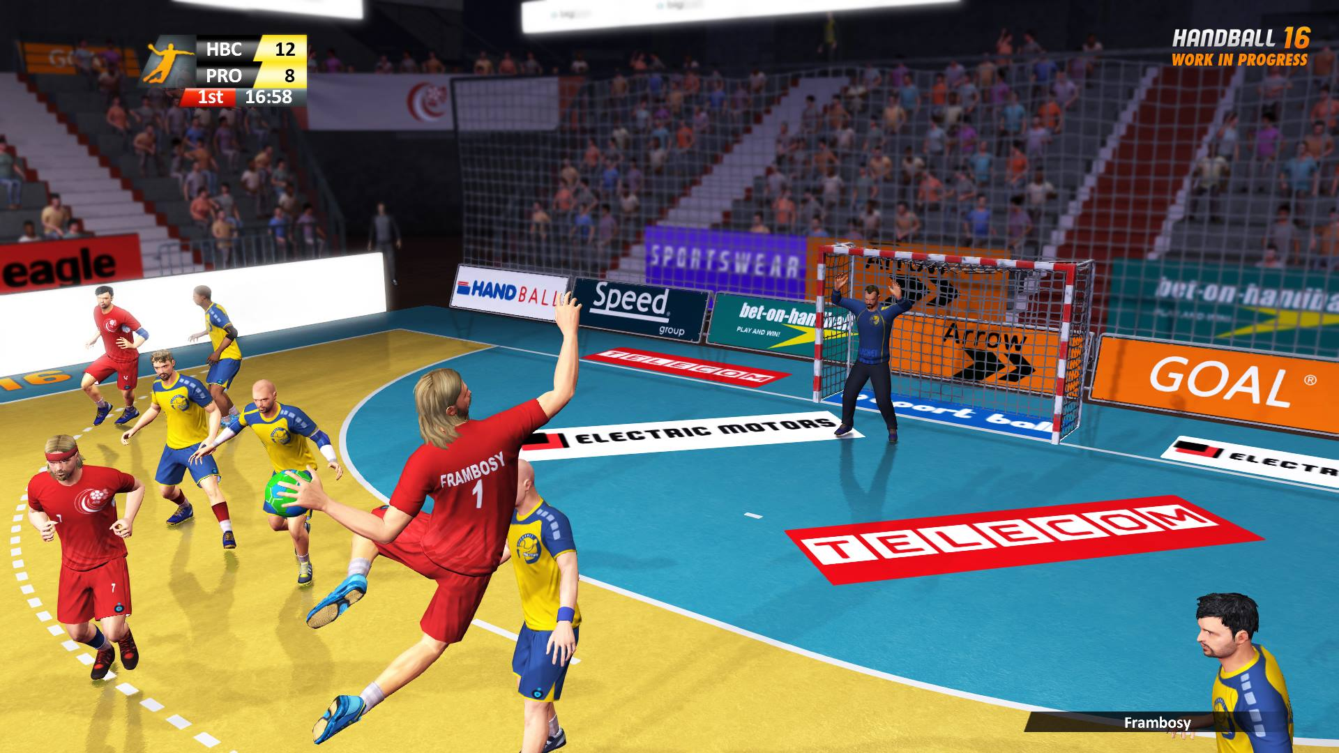 Handball 16 (X-BOX 360)