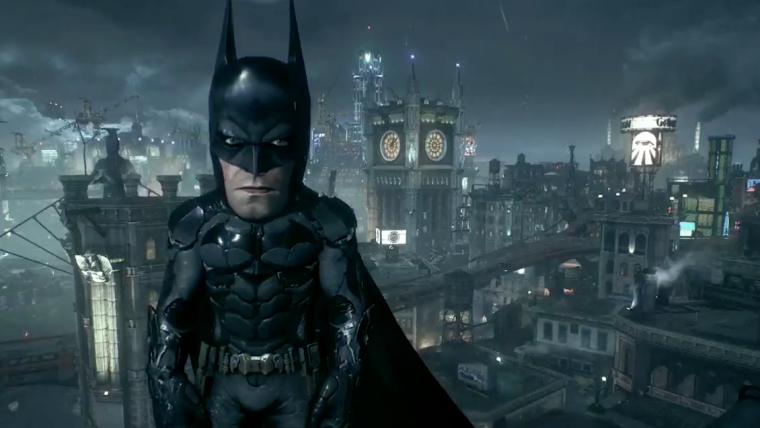 Tem um modo cabeção em Batman  Arkham Knight a746e6d39c3