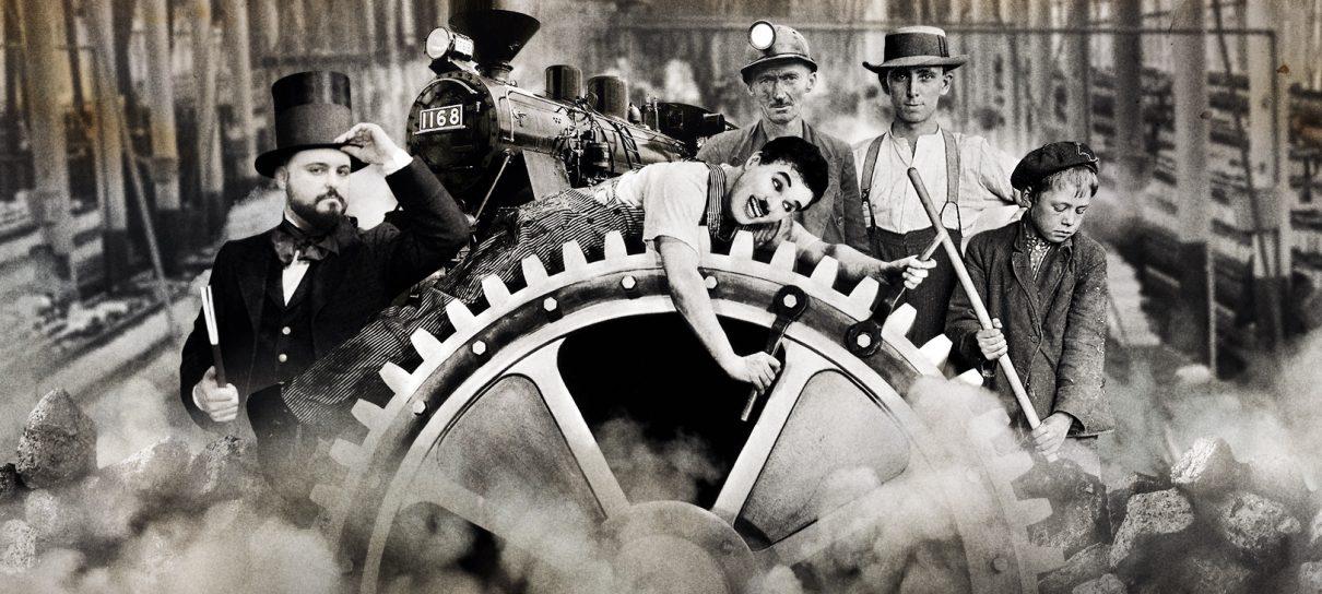 Resultado de imagem para revolução industrial