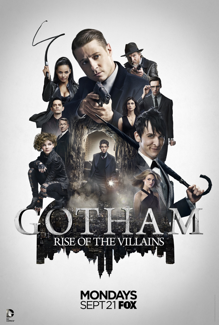 Gotham 2ª Temporada (2016) WEB-DL 720p Dual Áudio Torrent [Completo]