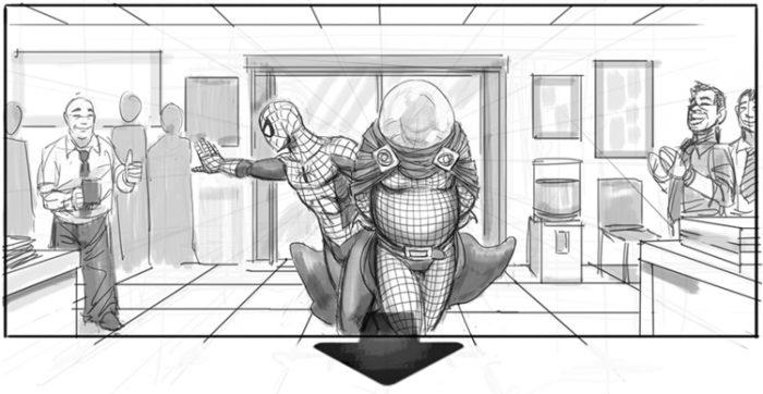 Homem-Aranha 4 Concept 2