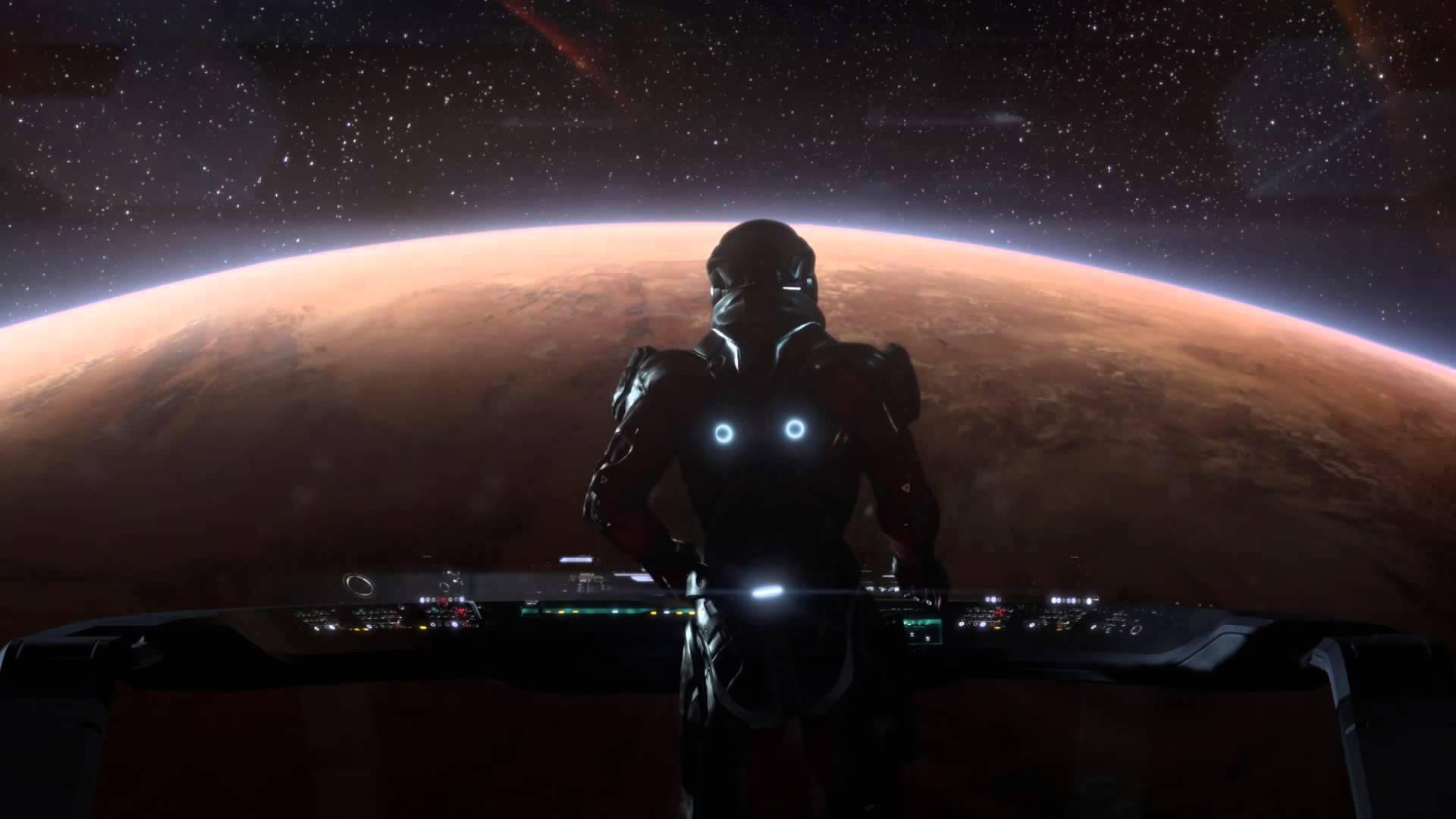 Mass Effect Andromeda 1920x1080: Mass Effect Andromeda Será Lançado No Começo De 2017