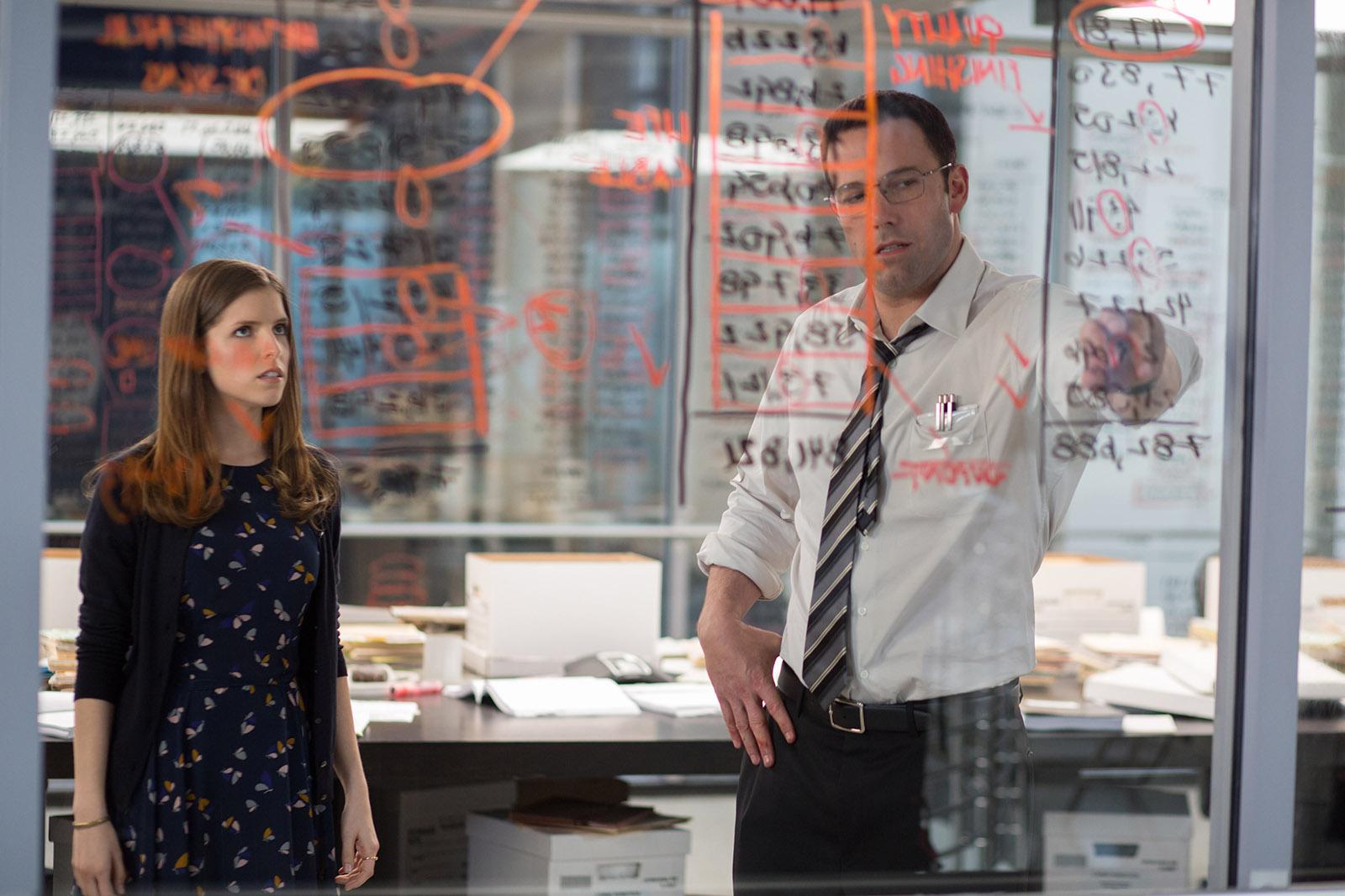 """Síndrome de Savant será explorada em novo filme estrelado por """"Ben Affleck: O Contador""""!"""