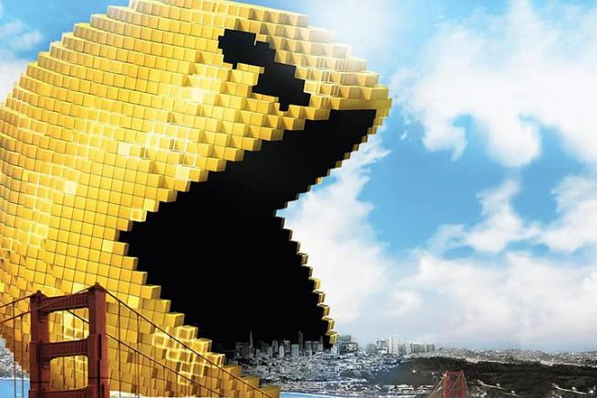 """Games clássicos são destaque de vídeo de """"Pixels"""" [Atualizado] - NerdBunker"""