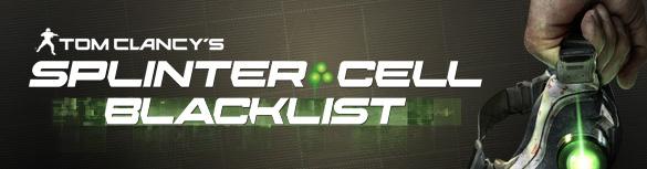 Splinter Cell Black