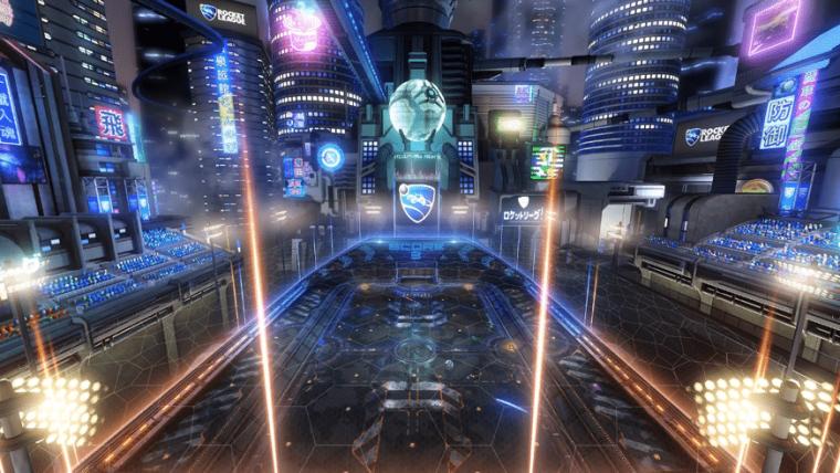 bd307fc05c Rocket League vai para o futuro com arena gratuita Neo Tokyo ...