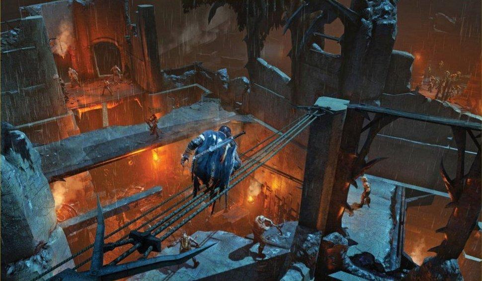 Primeiras imagens de Middle-earth: Shadow of Mordor SoM221104