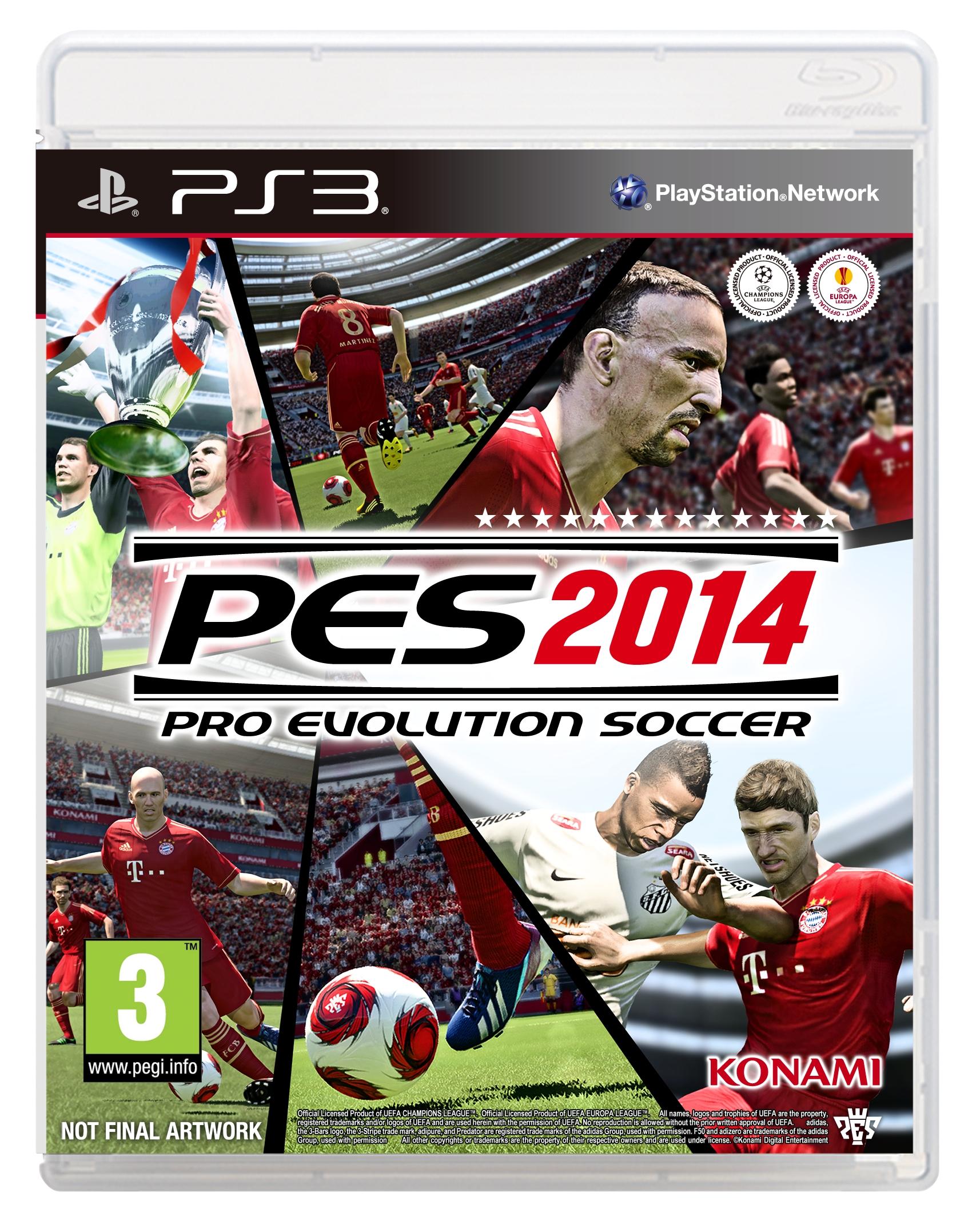 4b17c93467 A Konami revelou ontem mais uma edição da sua franquia de futebol